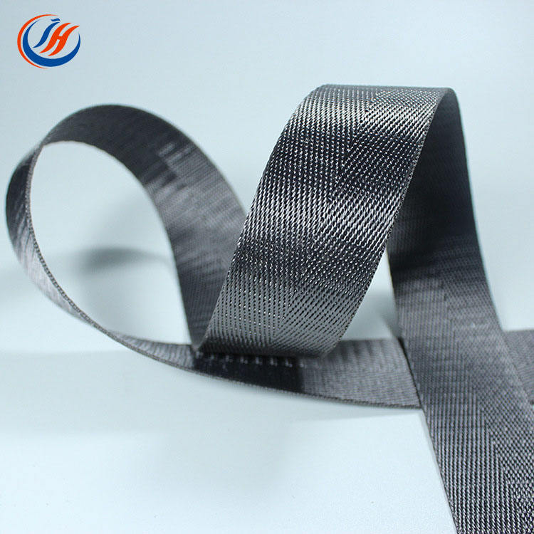 2cm,2.5cm,3.2cm,3.8cm,5cm Soild Color Big Stock Braided Twill Nylon Webbing Tape For Bag Strap Belt