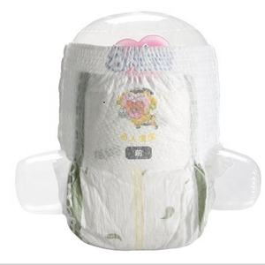Disposable baby diaper pants from baby diapers OEM factory in Hangzhou