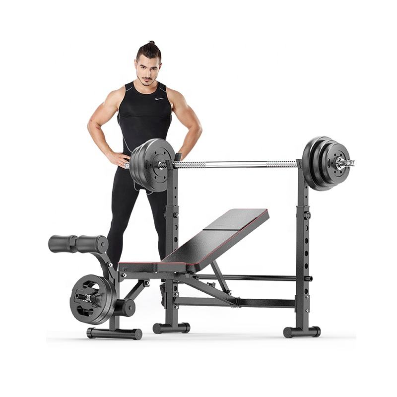 Indoor Home Use Exercise weight bench machine