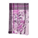 Floral design breathable printing cashmere scarf shawls for lady