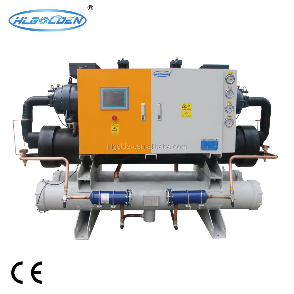 [ Screw Chiller ] Double Screw Compressors China Chiller Plant Water Chiller System