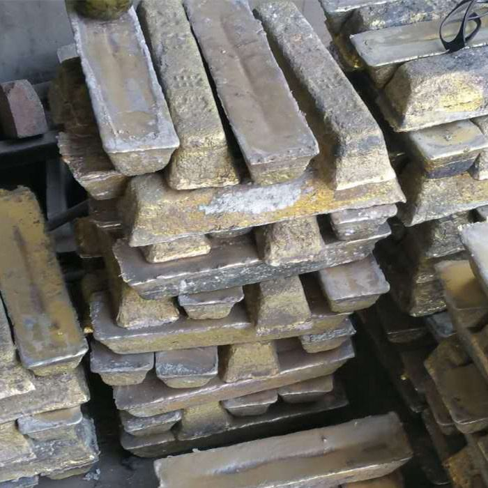 Pure Brass ingot 60% for sale