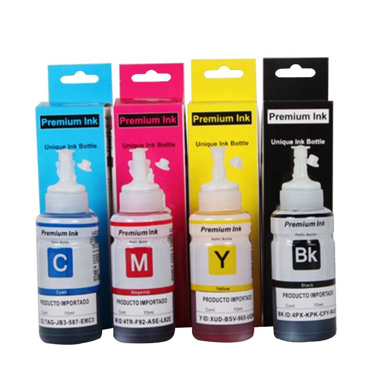 Asta SGS T672/673/674 Dye Refill Ink for Epson L800/805/810/850/1455