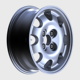 Guangzhou auto spare parts 15 inch 4x108 alloy wheels rims from China tires wheel