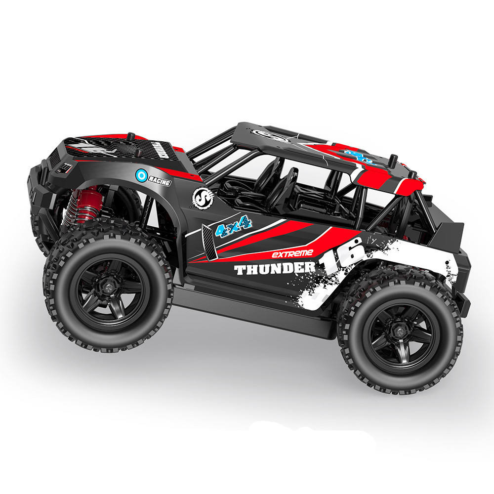 (High) 저 (speed RC 차 1/18 2.4 그램 4WD 36 키로메터/시간 전기 Racing Car Vehicles 장난감 \ % Off-Road Monster Truck 썬더 HS18311 HS18312