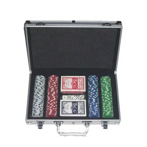 Professionale heavy duty mestiere modo 200 poker chip set