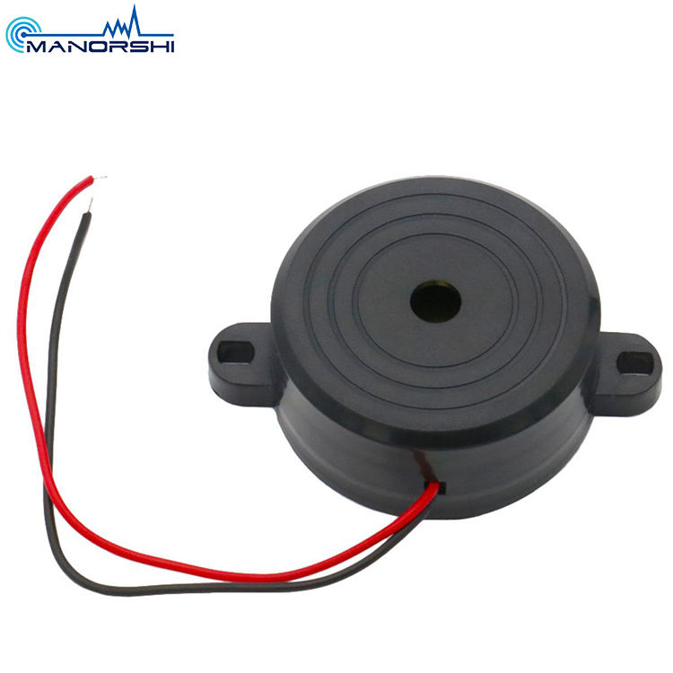 42MM 9V 12V 24V Alarm Piezo buzzer Alarm 100dB For Automobile