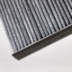 Cabin Filter China Active Carbon Cabin Air Filter 0897400820 08974-00820 For Japanese Car Auto Parts Made In China