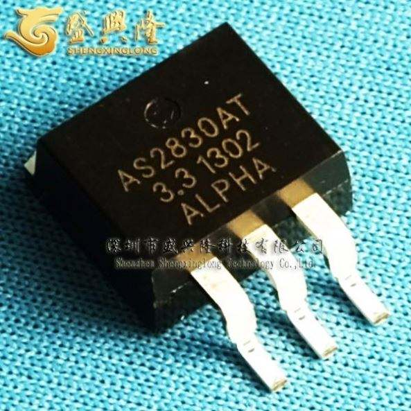 5pcs LM3940IT-3.3 LM3940IT 1A Low Dropout Regulator for 5V to 3.3V Conversion