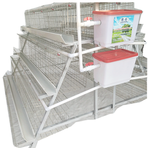 Automatic Nipple Drinking System battery cages laying hens For Poultry Farm