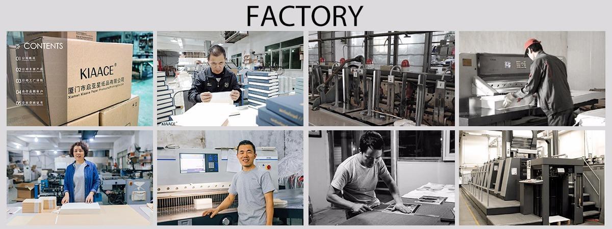 Xiamen Kiaace Paper Products Printing Co Ltd Diary Book