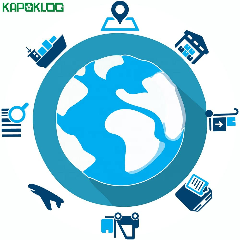 Best Freight Forwarder consolidation Shipping Agent door to door service from China to Greece DDU DDP by kapoklog