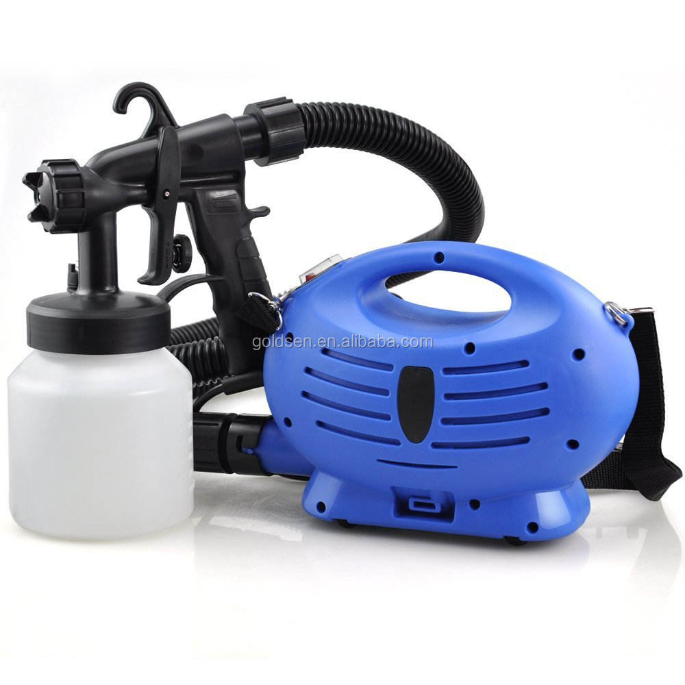 TOLHIT Hot Sales 220-240v 800ml Home Fence Painting Paint Sprayer Machine System Portable Electric 650w Paint Spray Gun