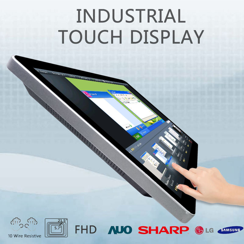 Aoc monitor desktop monitor met Touchscreen