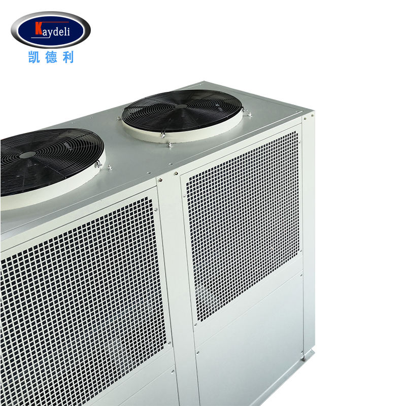 35HP High Quality Industrial Cooling System Chiller with Environment Friendly Refrigerant