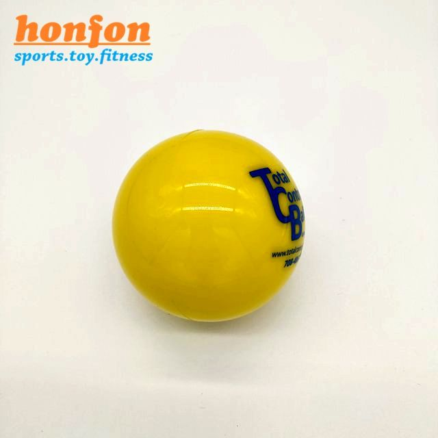 "3"" dia. weighted baseball training ball"