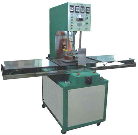 High frequency pvc conveyor belts welding machine