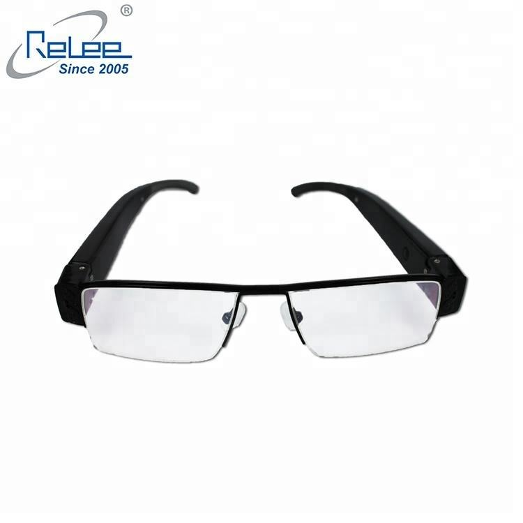 Hot Fashion Mini Eyewear 720P 1080 P Video Recorder Verborgen Glazen Camera
