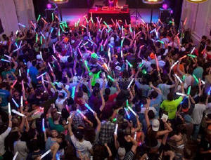 Led foam sticks Party Juichen verlicht baton