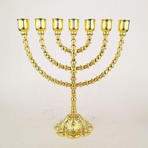 Wholesale Menorah Seven Branch Candlestick
