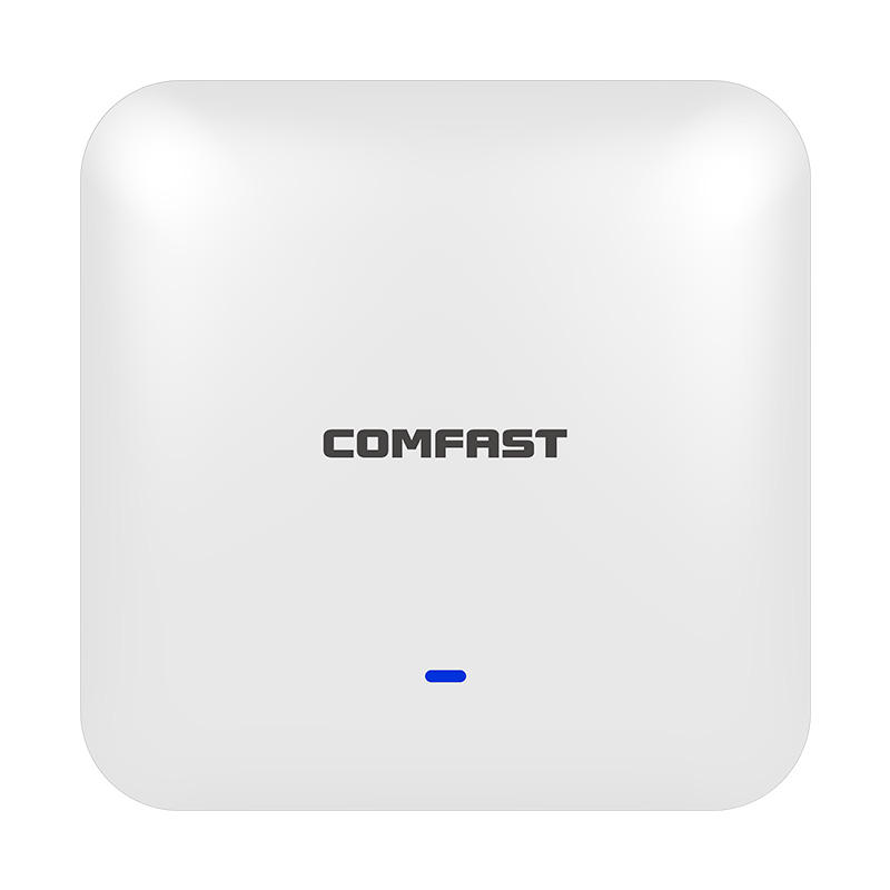 COMFAST CF-dual band Soffitto AP 2.4 GHz e 5.8 GHZ business wireless access point 200 M indoor spedizione wifi hotspot