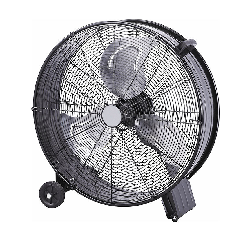 High Velocity Industrial Direct Drive Cooling Barrel Fan
