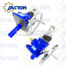 Best extra heavy duty manual lifting jacks,hand turning worm gears  price