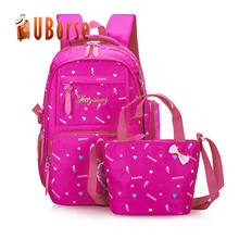 Wholesale Fancy Design Children Bagpack Kids Cartoon Back Pack Girls School Bag Kids Backpack