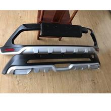car front & rear bumper guard accessories skid plate for 2017 Toyota CHR C-HR