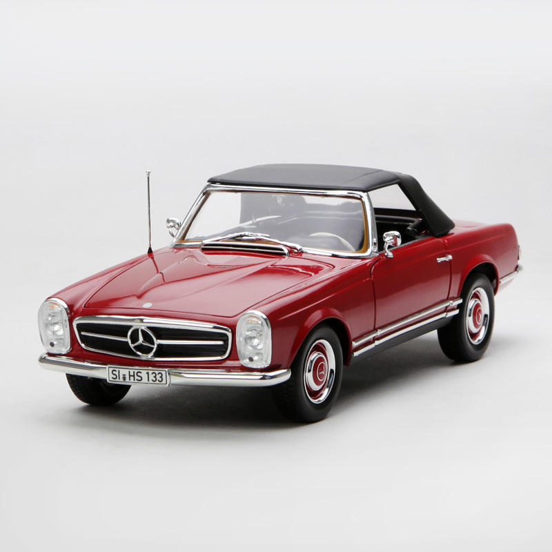 New product 2017 1:18 scale diecast cars OEM