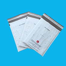 Self-adhesive packing list envelope