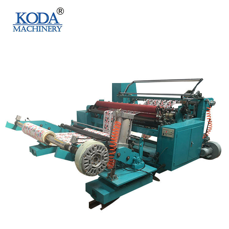 China professional manufacturer High Speed Slitting and rewinding Machine