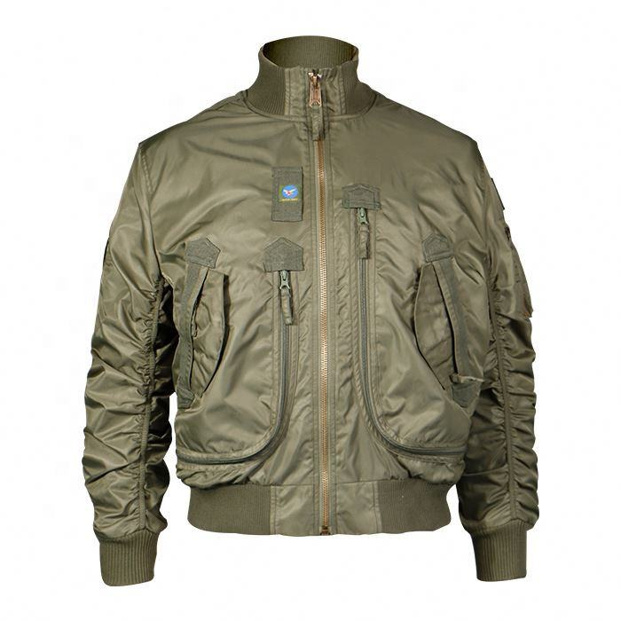 2019 Cheap man's army jacket and flight jacket bomber or flight jacket