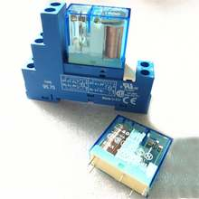 49.72.8.230.0070 DIN Rail Panel Mount Interface Relay Module