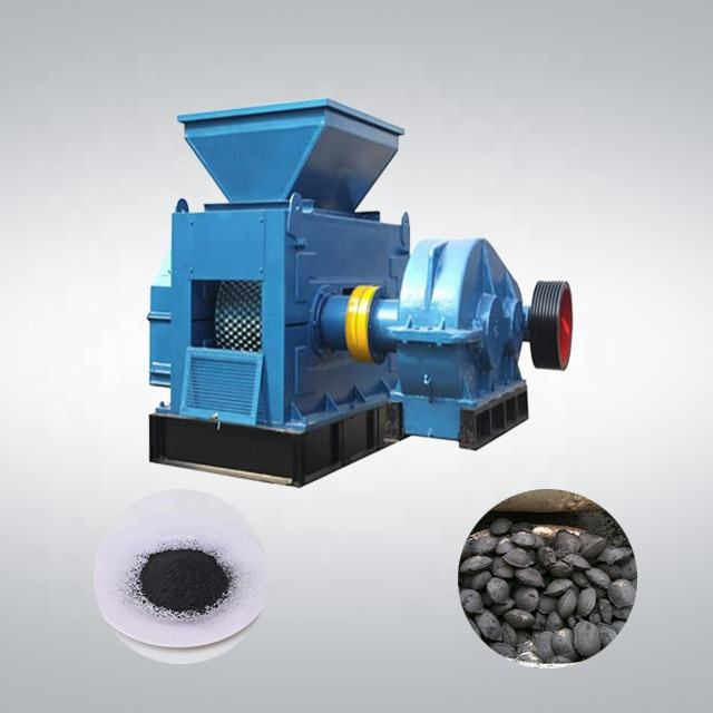 New design charcoal pressed pellet plant with great price