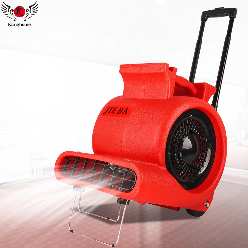 Professional new style electric floor carpet dryer blower 3 speed floor dryer air dryer