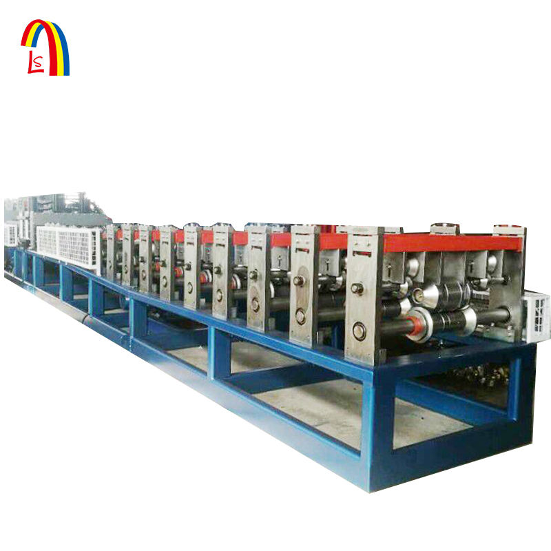 Thread rolling screw joint steel building machine