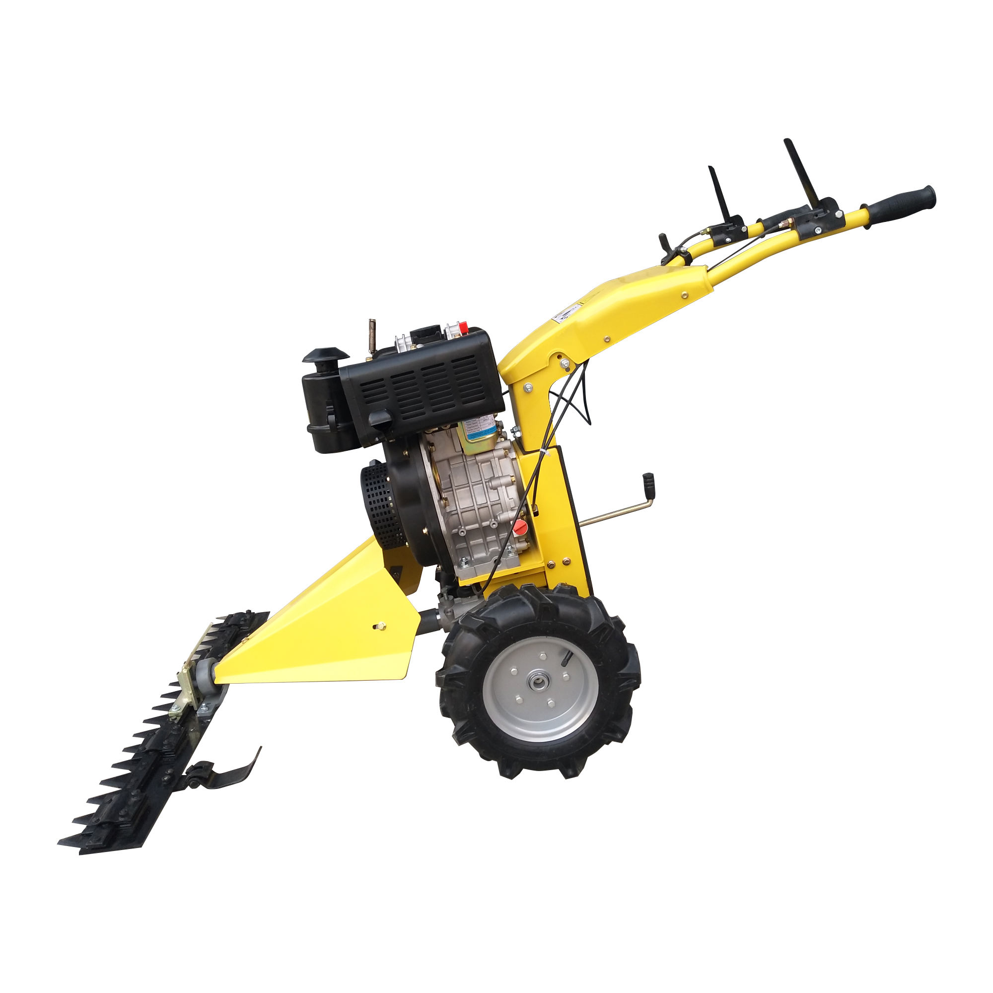 Commercial exgain robot power zero turn lawn mower self-propelled gasoline and diesel grass cutter machine price in pakistan