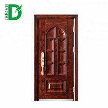 china supplier cheap steel main door design steel security door