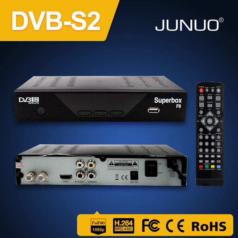 The Most Popular Best selling hd twin tuner satellite receiver