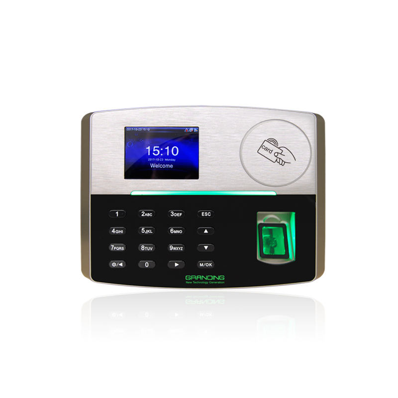 Built-in battery Door Access Control fingerprint & RFID access control system (S810)