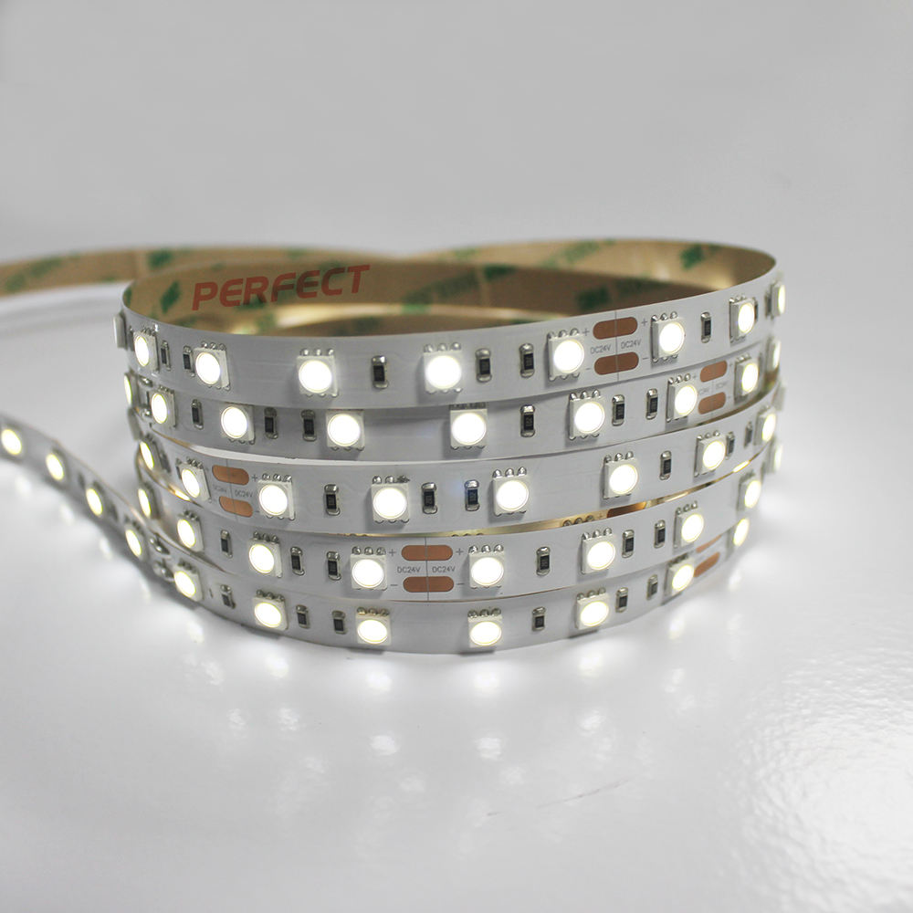 2019 keey high quality bright soft 5050 led strip light led flexible strip light for aluminium profile