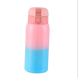 OTS16 canister glass plastic cups with lid thermos for food