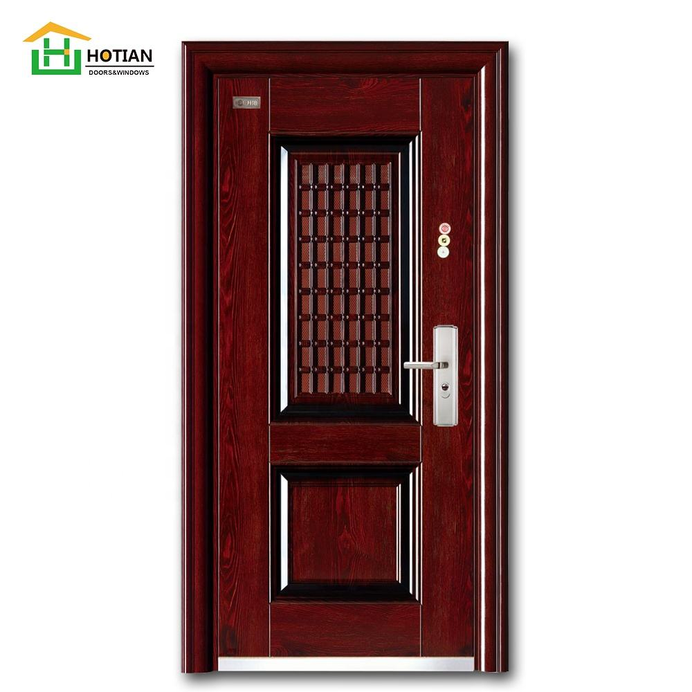 2019 hot sale cheap price door lock security system safty entry style steel security italian style doors