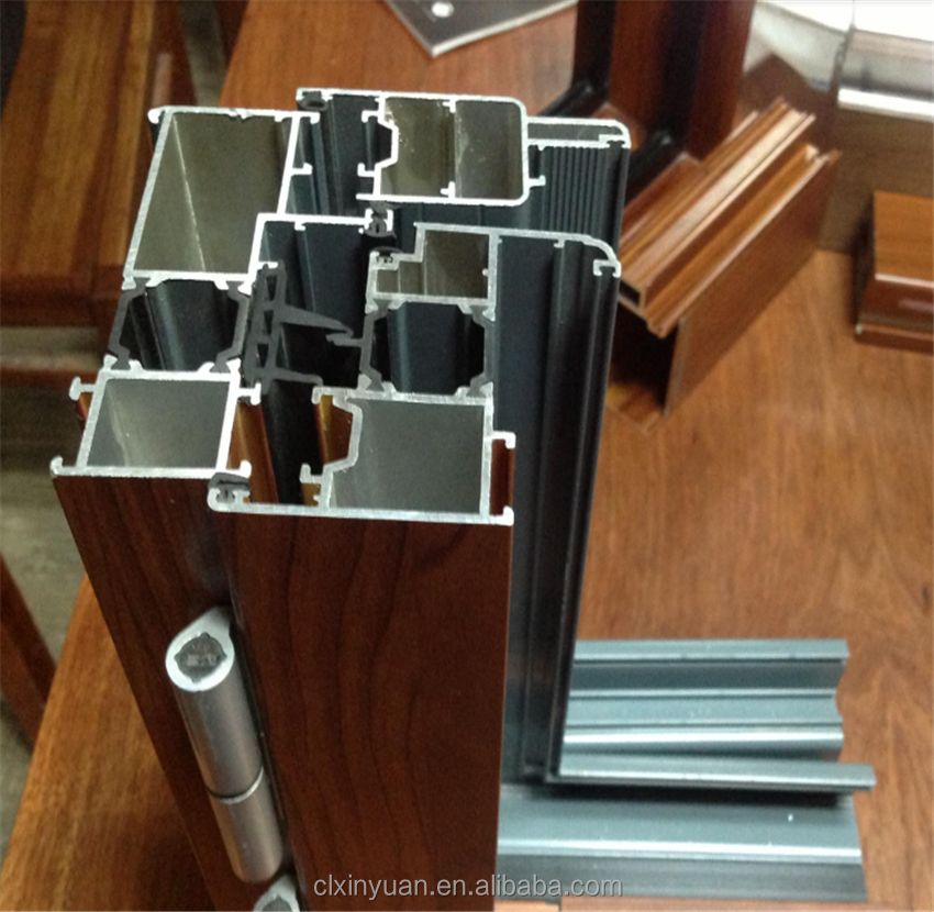Hot sale factory price aluminum profle for aluminum windows