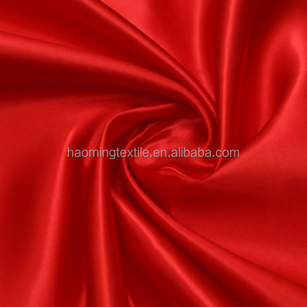 Satin [ Spandex Fabric ] Polyester And Spandex Fabric 97% Polyester 3% Spandex Stretch Fabric Spandex Polyester Stretch Satin Fabric For Dress
