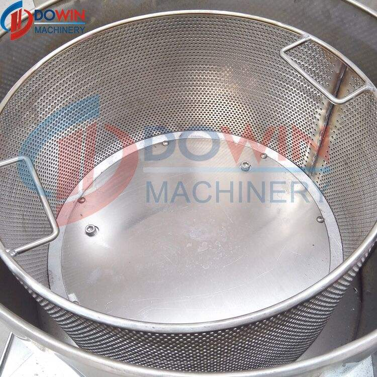 Vegetable Dewatering Vibration Dewater Machine