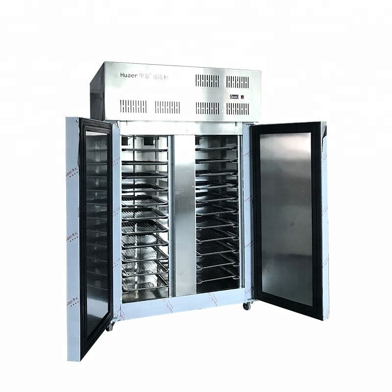 -49 Fahrenheit IQF quick ss304 Flash industrial blast freezers
