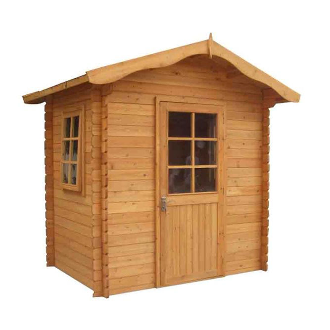 Garden Storage House Timber