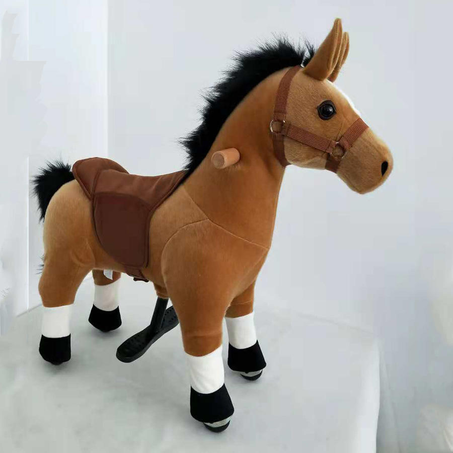 Magic Prince Lovely walking pony for saleride on animal toys